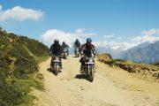 MC-eventyr i Himalaya