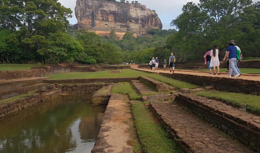 Sigiriya Rock Fortress, MC- tur Sri Lanka